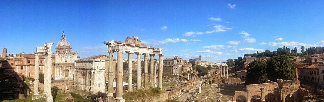 Numerosi siti Unesco a Roma, di cui molta parte vicino ad Hotel Centrale