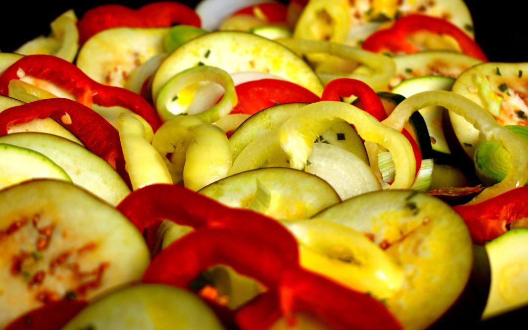 Cucina vegetariana a Roma