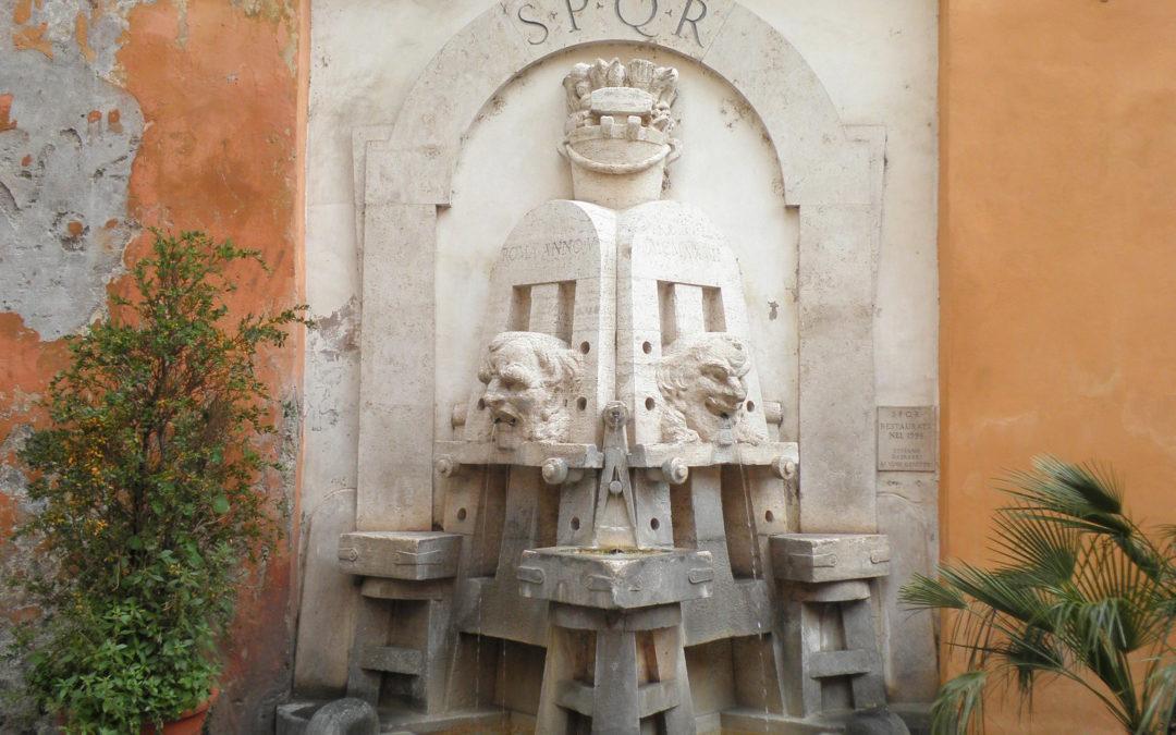 Via Margutta a Roma, una via piena di storia