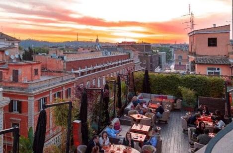 Roma: ristoranti con terrazza o giardino ed i loro indirizzi