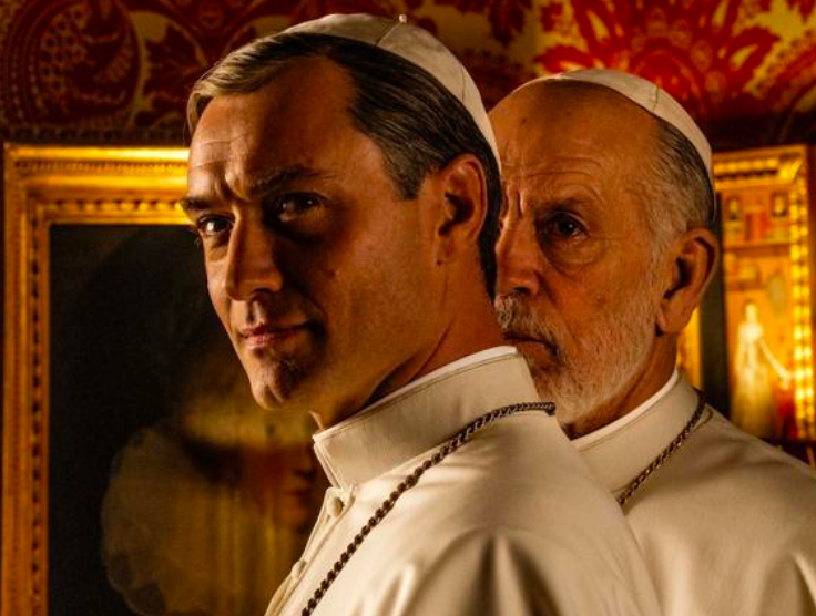 "Roma ancora al centro del nuovo film ""The Young Pope"""