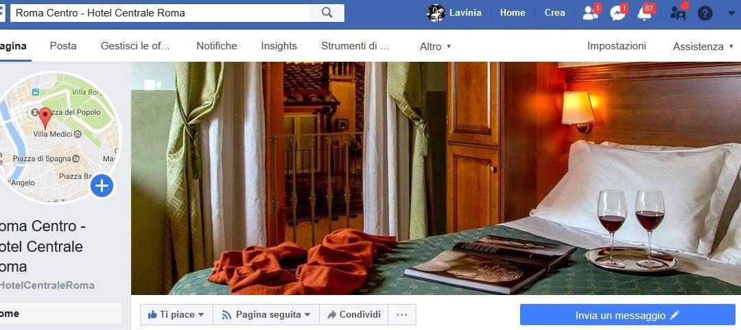 Pagina Facebook Roma Centro – Hotel Centrale Roma: commenti e recensioni