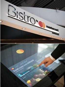 Roma Aeroporto: c'è il Bistro by Mastercard
