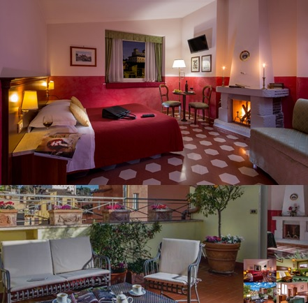 Hotel Centrale Rome: do you want a suite in the center of the city?