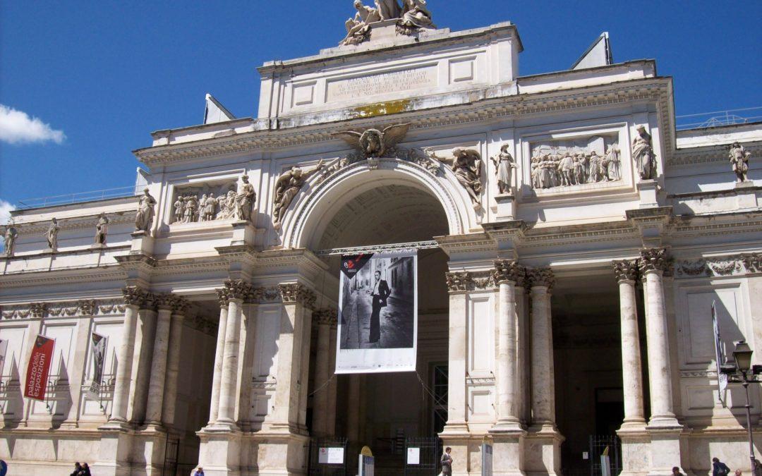 Mostre in mostra: Roma dagli anni Cinquanta al Duemila, un'esposizione particolare