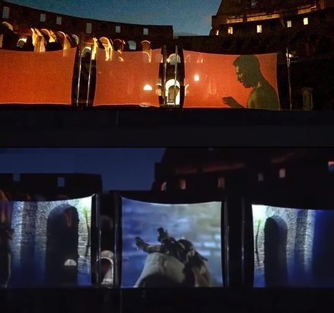 Roma antica e i fasti del Colosseo nelle aperture serali