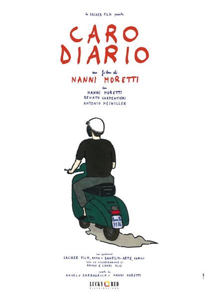 """Roma al centro con la Vespa: """"Caro diario"""" e """"Vacanze romane"""" ma ora anche lo scooter sharing"""