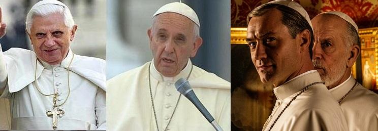 Roma è magia dell'inconscio collettivo: Sorrentino nel suo nuovo film sdoppia il Papa