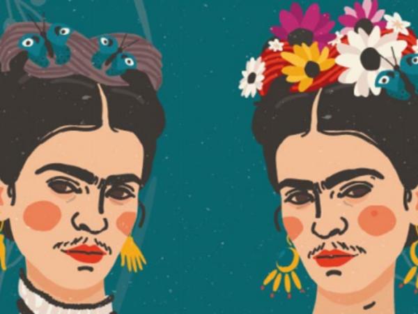 """A Roma la Mostra """"Il caos dentro"""": nel mondo di Frida Kahlo"""