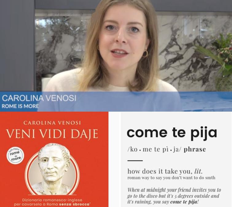 Roma e il romanesco hanno un sito per gli stranieri: Rome is more