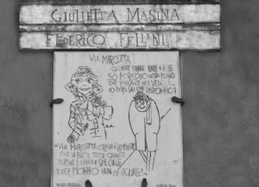 Nel centro di Roma e del cuore di Federico Fellini: a pochi metri del nostro Hotel…