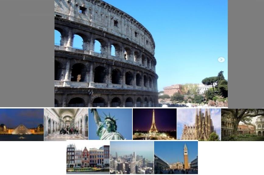 Roma: il Colosseo è il luogo più popolare nel 2019