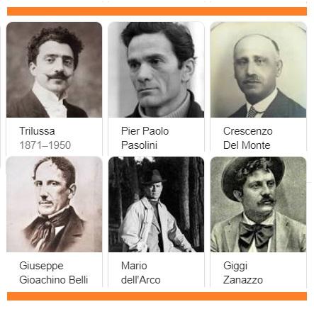 Roma vera, Roma orale: i poeti in dialetto romanesco